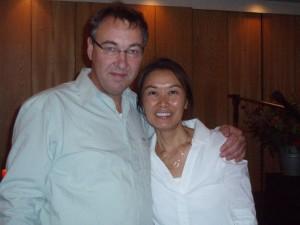 Kim en Frank